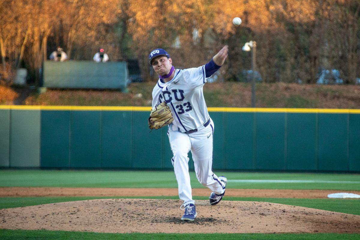 TCU Baseball vs Baylor | March 26, 2021 | Fort Worth, TX (Lupton Stadium)