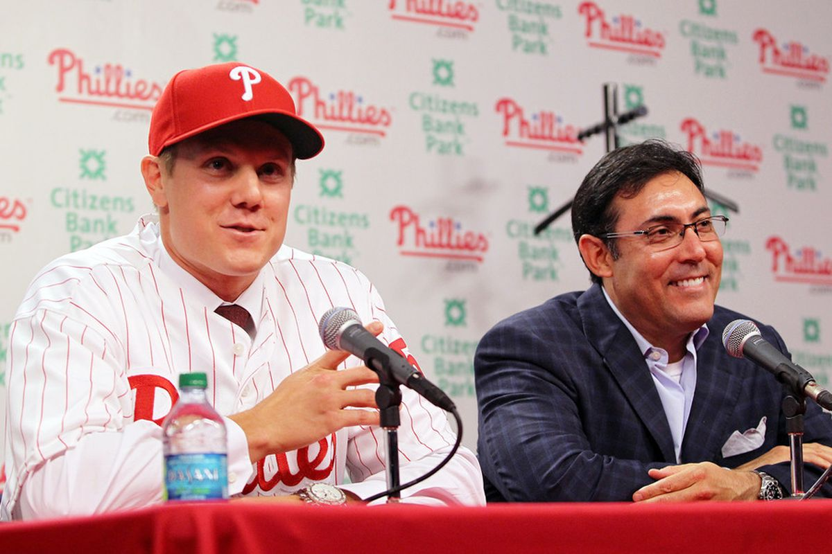 """""""Yes, I've signed Jonathan Papelbon! I AM THE GREATEST EVER! THIS IS MY BEST MOVE YET! I AM THE KING OF EVERYTHING! SUCK ON IT, UNIVERSE! PROVE ME WRONG!"""""""