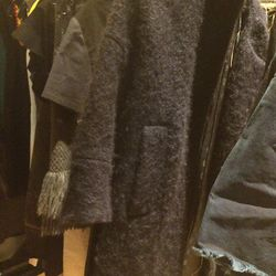 Coat, $350