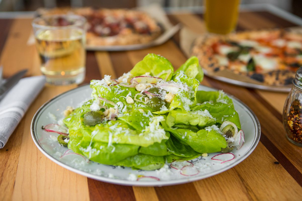 Salad from 40 North