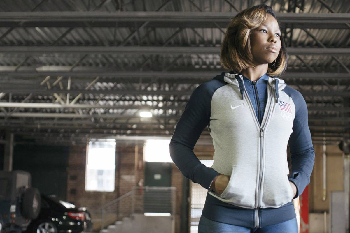 Sable Otey, a 31-year-old physical education teacher for Shelby County Schools in Memphis, is a member of the U.S. bobsled team at the Winter Olympics in South Korea.