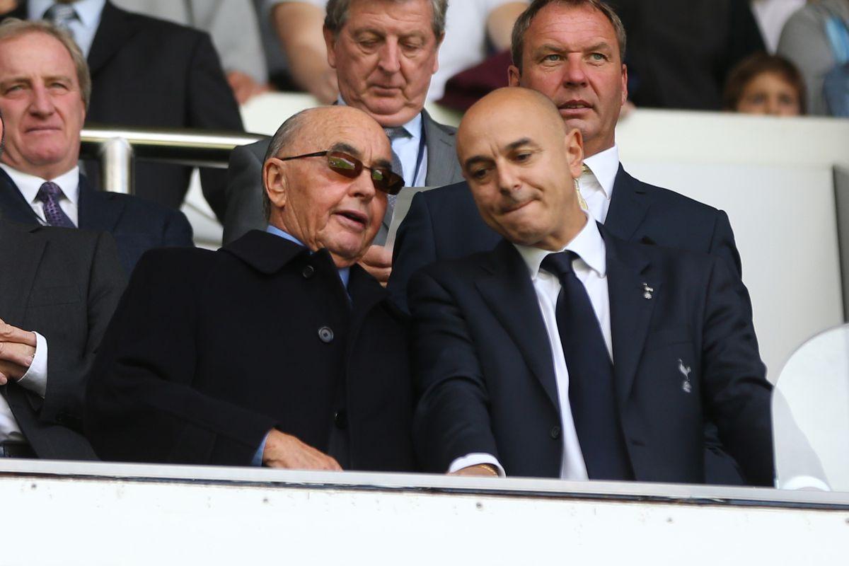 Soccer : Barclays Premier League - Tottenham Hotspur v Liverpool