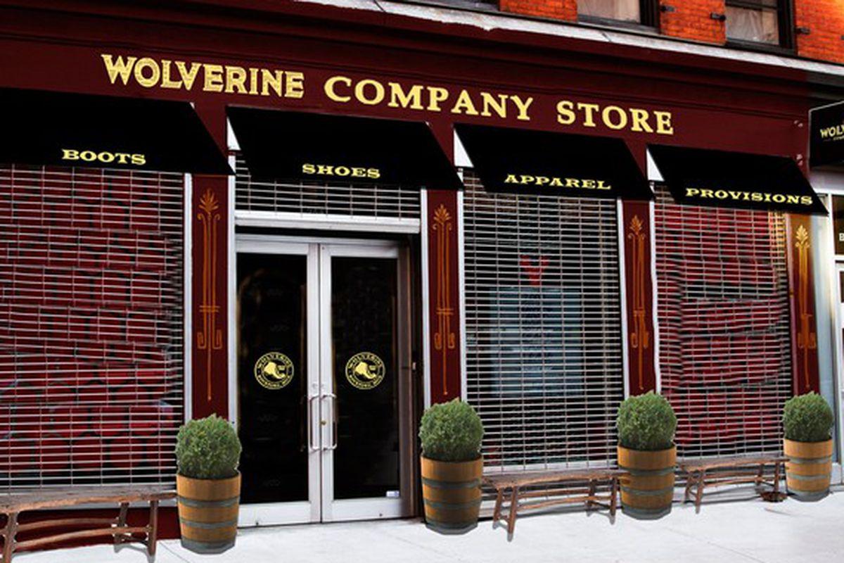"""Image via <a href=""""http://www.wwd.com/footwear-news/retail/shop-talk-wolverine-hits-nyc-island-sole-lands-in-maui-7017678?module=Footwear%20News-hero"""">WWD</a>"""