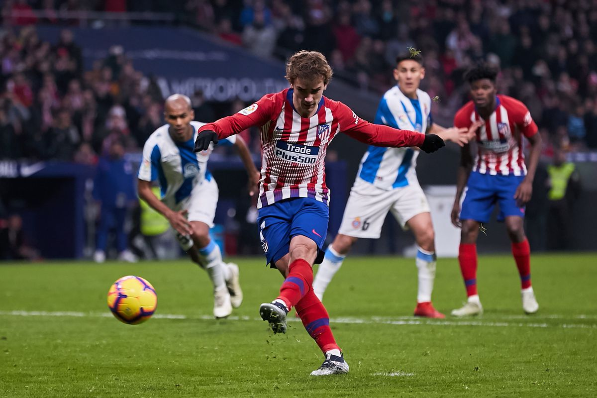 Atlético Madrid 1 0 Rcd Espanyol Atlético Honor Gabi With Slim Win Into The Calderon