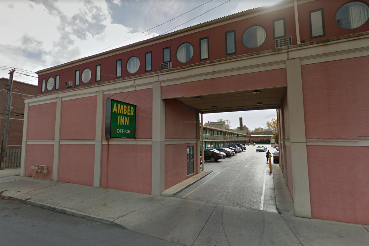 A man was shot and killed Feb. 19, 2020, in the parking lot of the Amber Inn Motel, 3901 S. Michigan Ave.