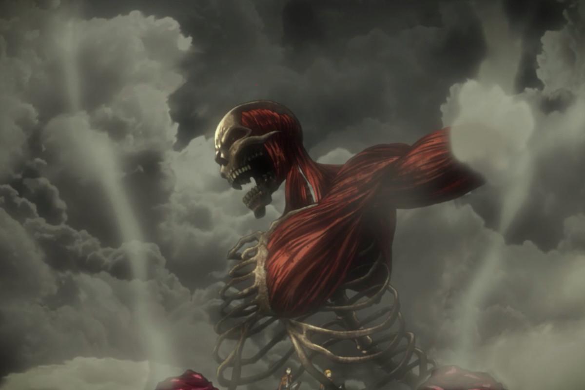 attack on titan - titan