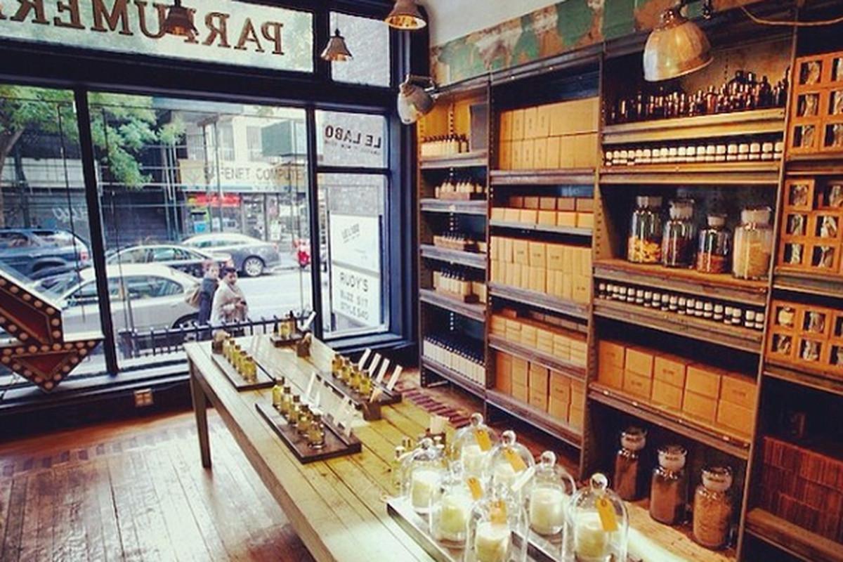 "The shop inside the Ace Hotel. Photo: <a href=""http://instagram.com/p/glNyrdgTql/?modal=true"">@lelabofragrances</a>/Instagram"