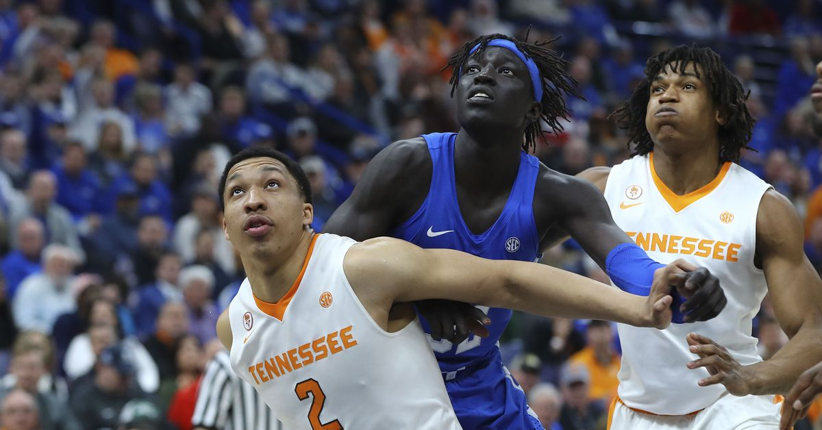 Uk Basketball Uk Vs Tenn: SEC Basketball: Tennessee Volunteers Vs. Kentucky Wildcats