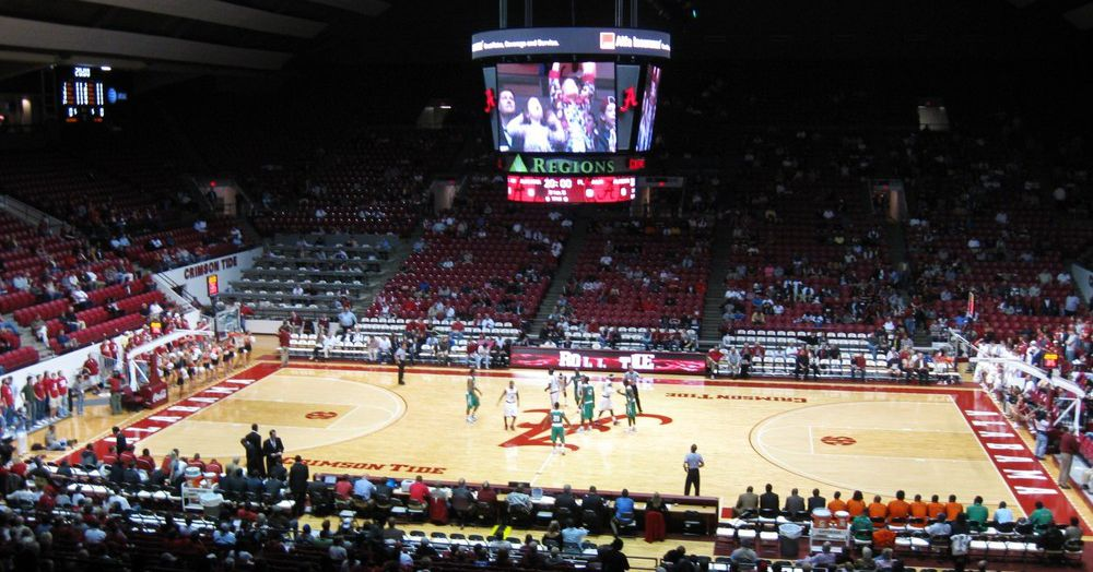 Alabama Renovations Turn Attention to Phase 2: Coleman Coliseum