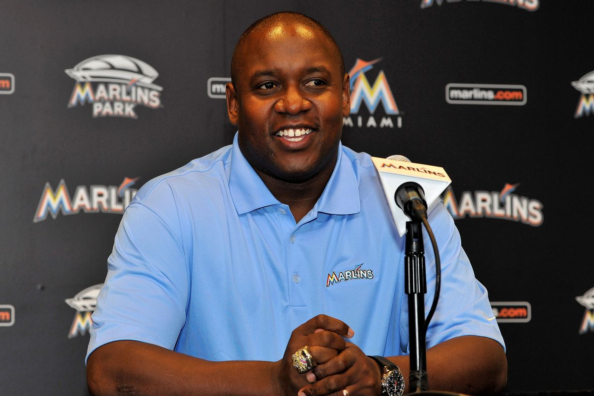 Michael Hill thinks the Marlins can still contend in September. Is that realistic?