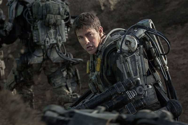 Edge of Tomorrow publicity still (WARNER BROS.)