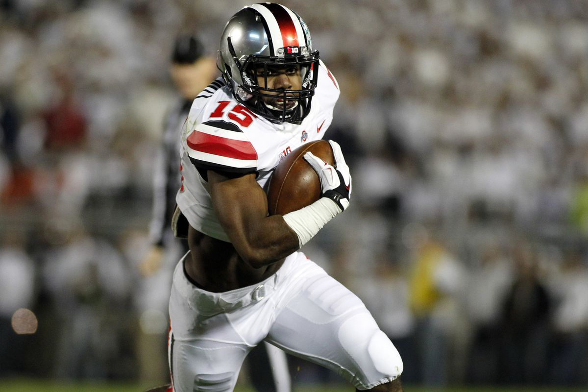 Look for Ezekiel Elliott to have a big day against Illinois.