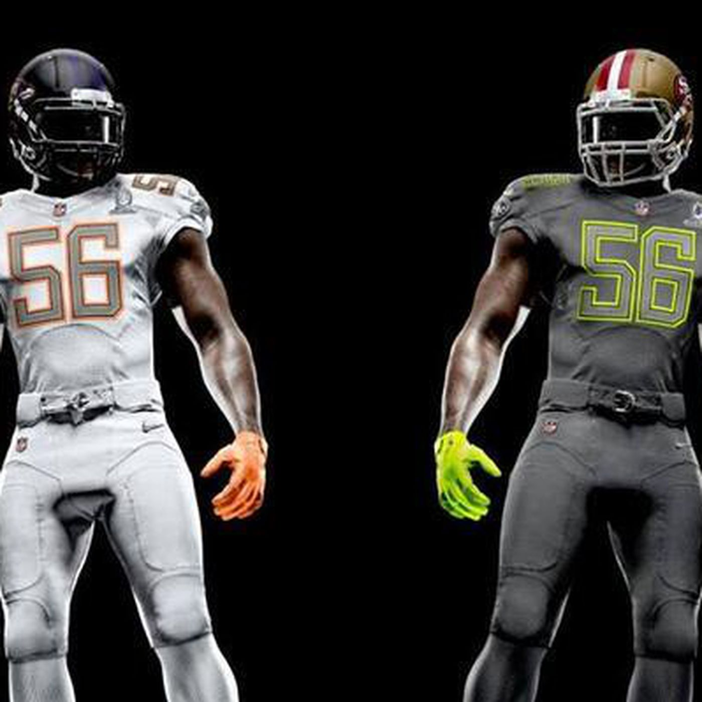 60b41f8dcb1 NFL unveils new Pro Bowl uniforms - SBNation.com