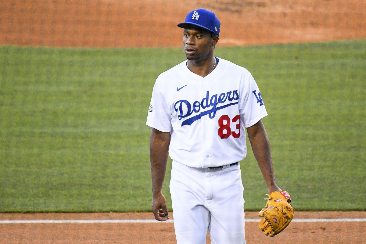 MLB: JUL 16 Dodgers Summer Camp