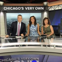 Linda Yu joins Larry Potash and Lauren Jiggetts on the WGN Morning News.   Brian Rich for the Sun-Times
