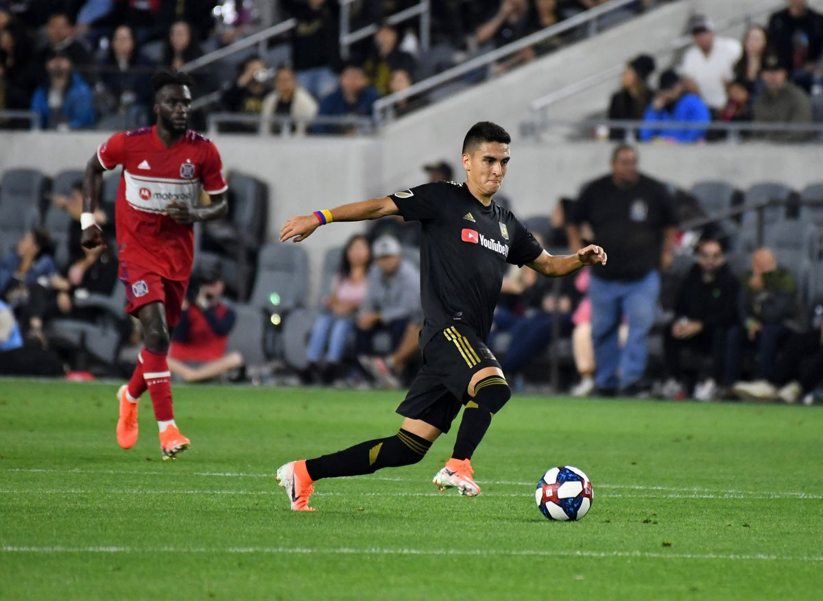 MLS: Chicago Fire at Los Angeles FC