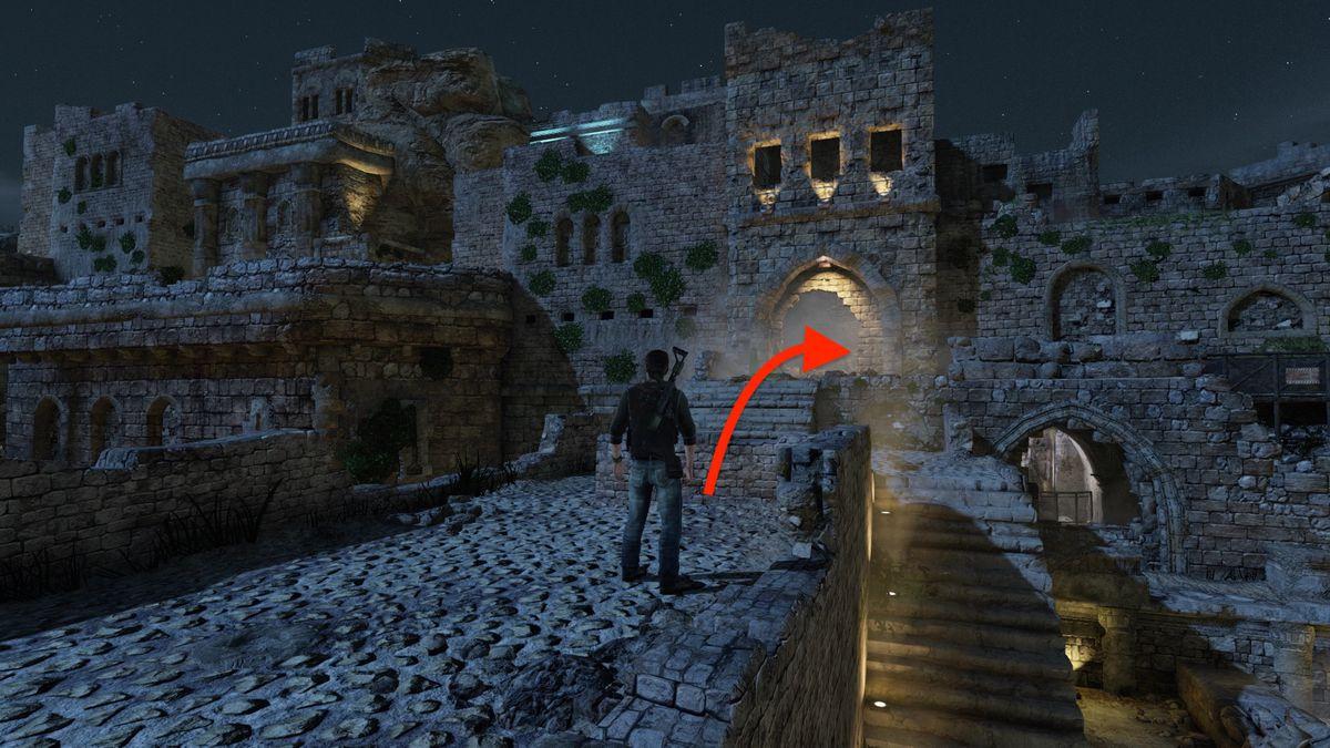 Uncharted 3: Drake's Deception 'The Citadel' treasure locations guide