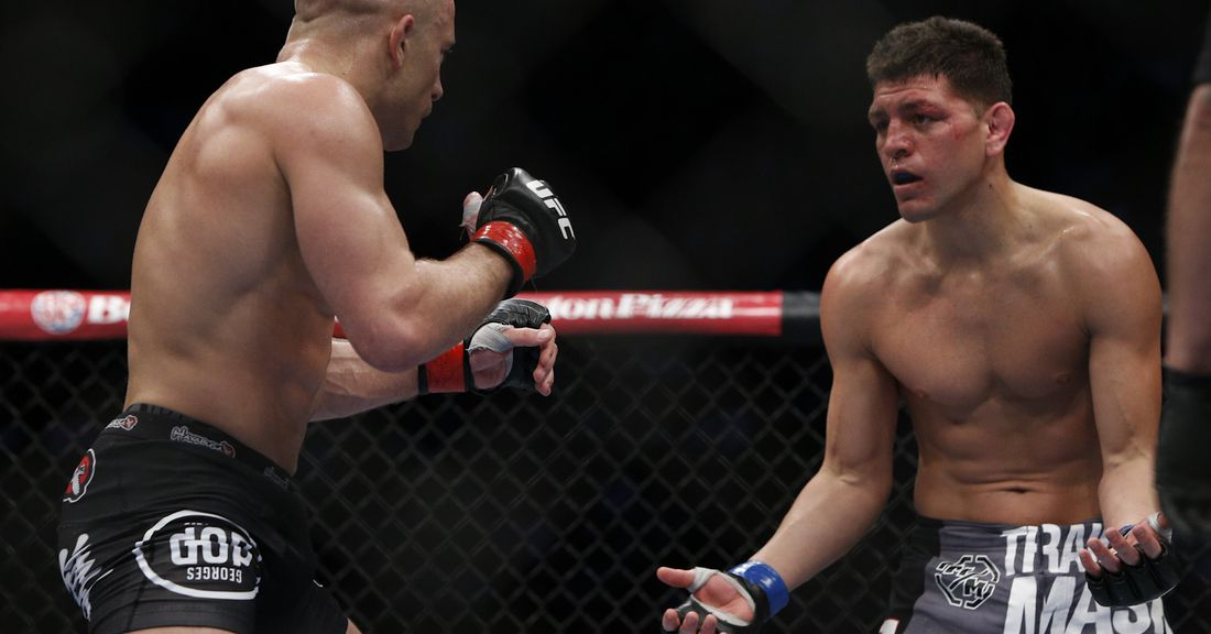 Diaz On GSP Retirement: Congrats, Cheating B*tch - Fit World