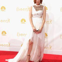 <em>House of Cards'</em> Kate Mara in J.Mendel.