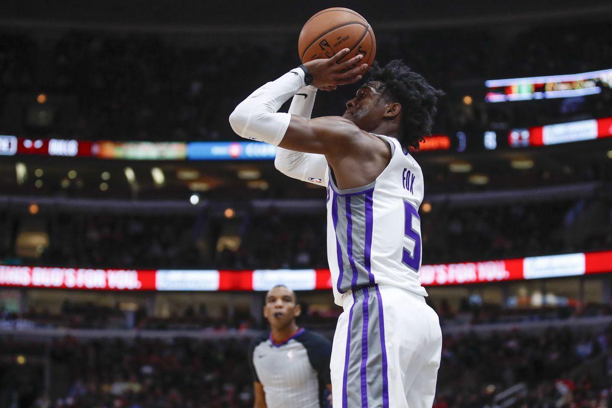 NBA: Sacramento Kings at Chicago Bulls