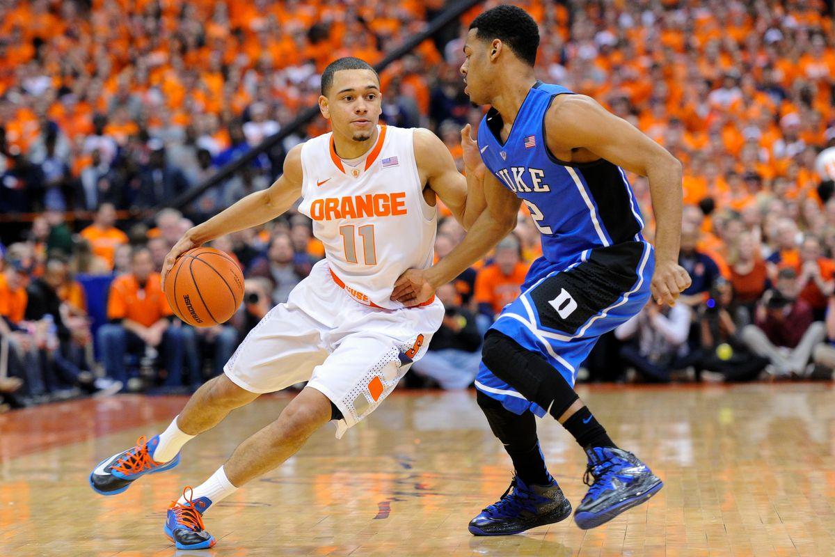 Duke Vs Syracuse Final Score Orange Win A Classic In Ot