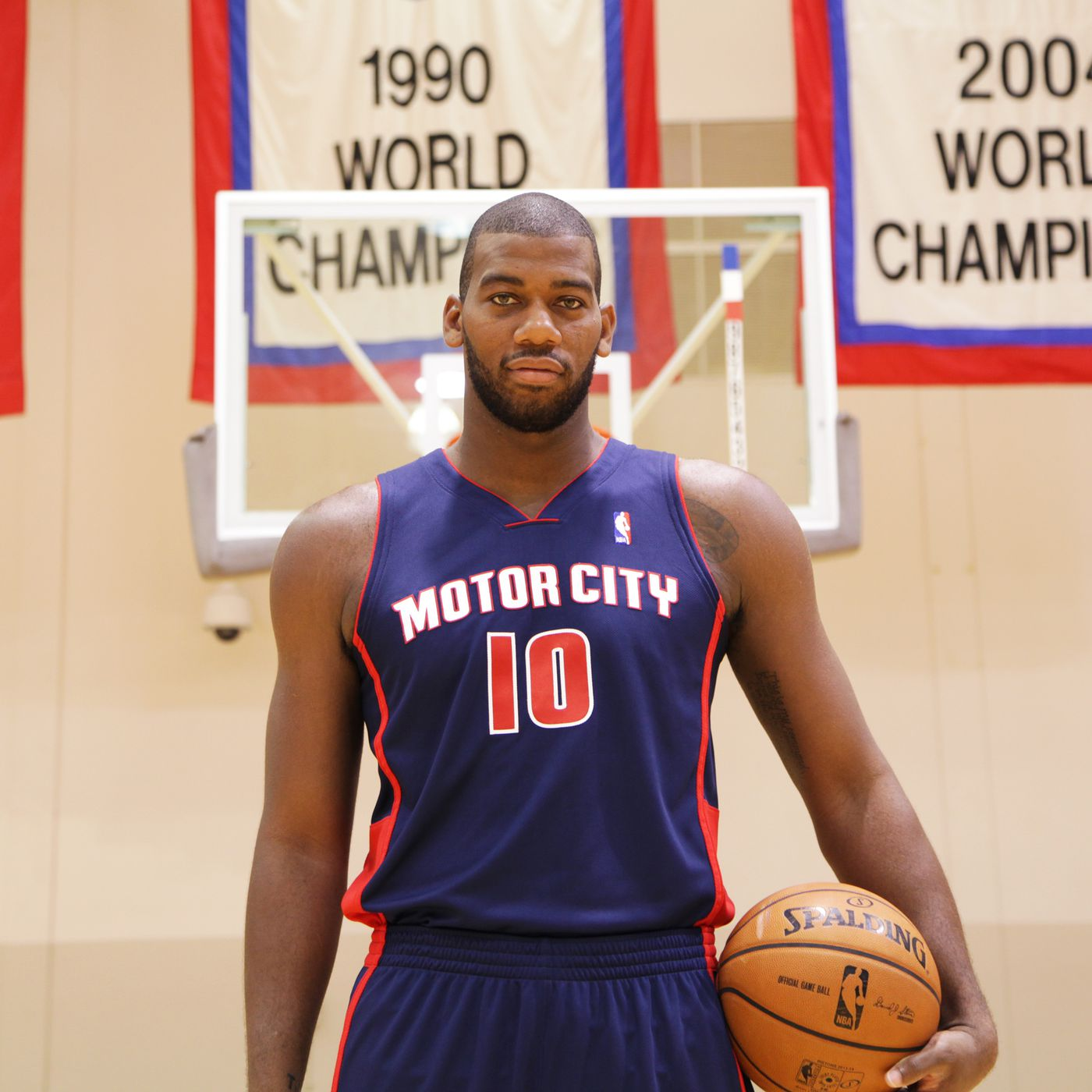 huge selection of 60535 319ff Detroit Pistons reveal 'Motor City' alternate jerseys ...