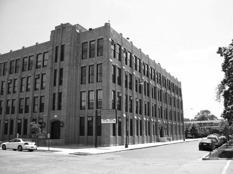 Al Raby High School, 3545 W. Fulton