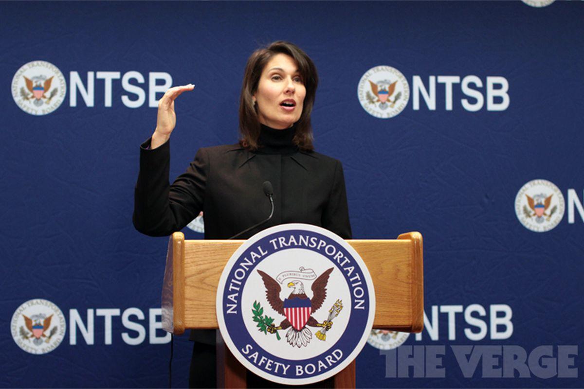NTSB director