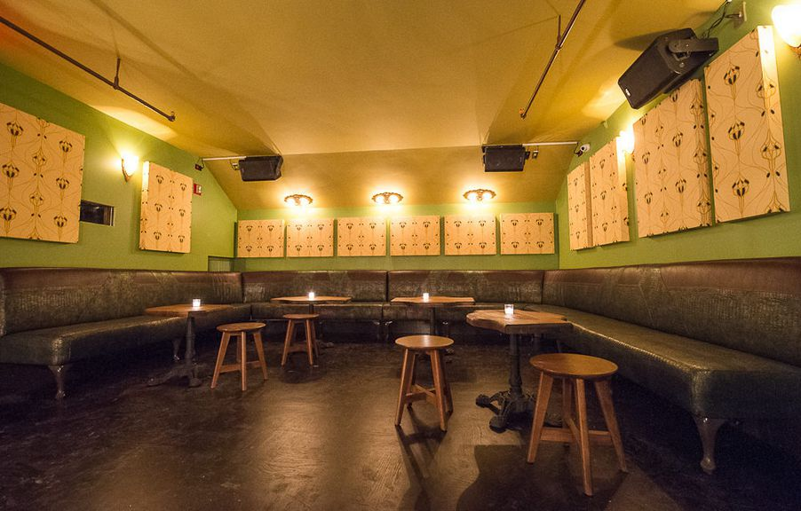 The Flatiron Room, a New Whiskey Bar and Music Venue - Eater NY