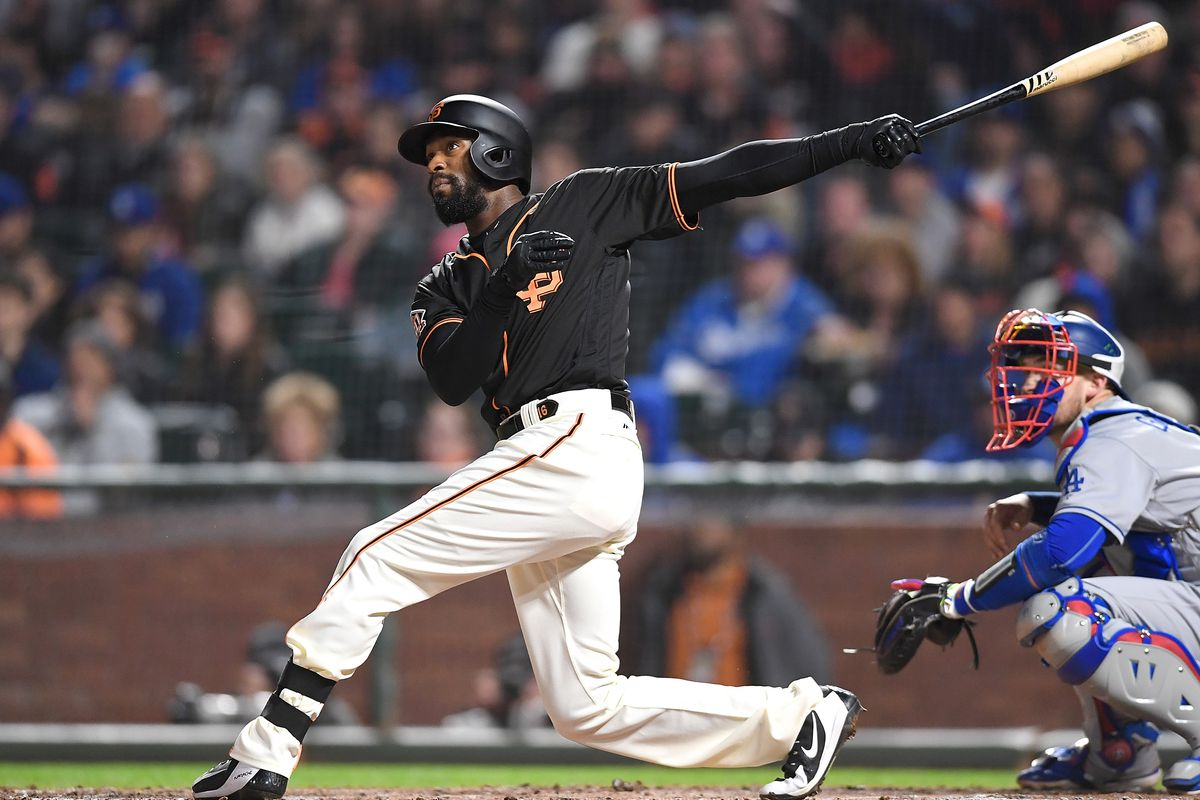 Los Angeles Dodgers v San Francisco Giants - Game Two