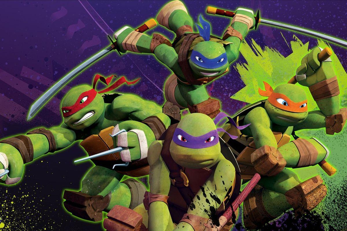 Teenage Mutant Ninja Turtles games ...