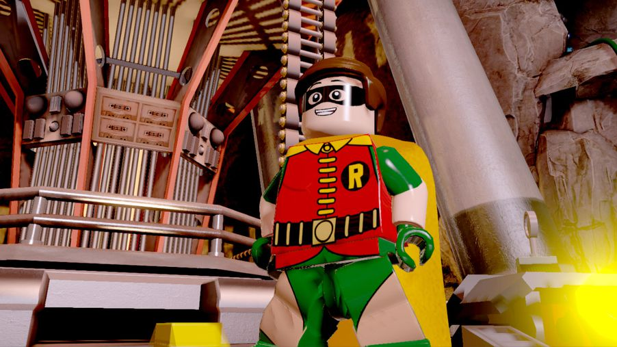 lego batman 3 character grid - photo #14