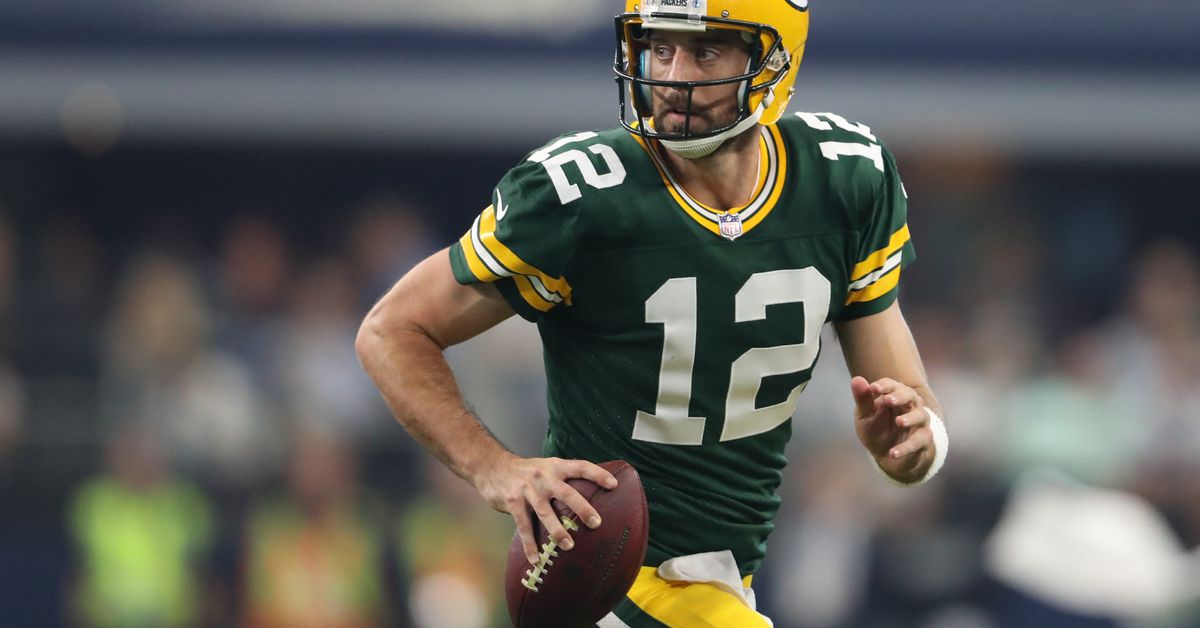 Rodgers has been medically cleared to play