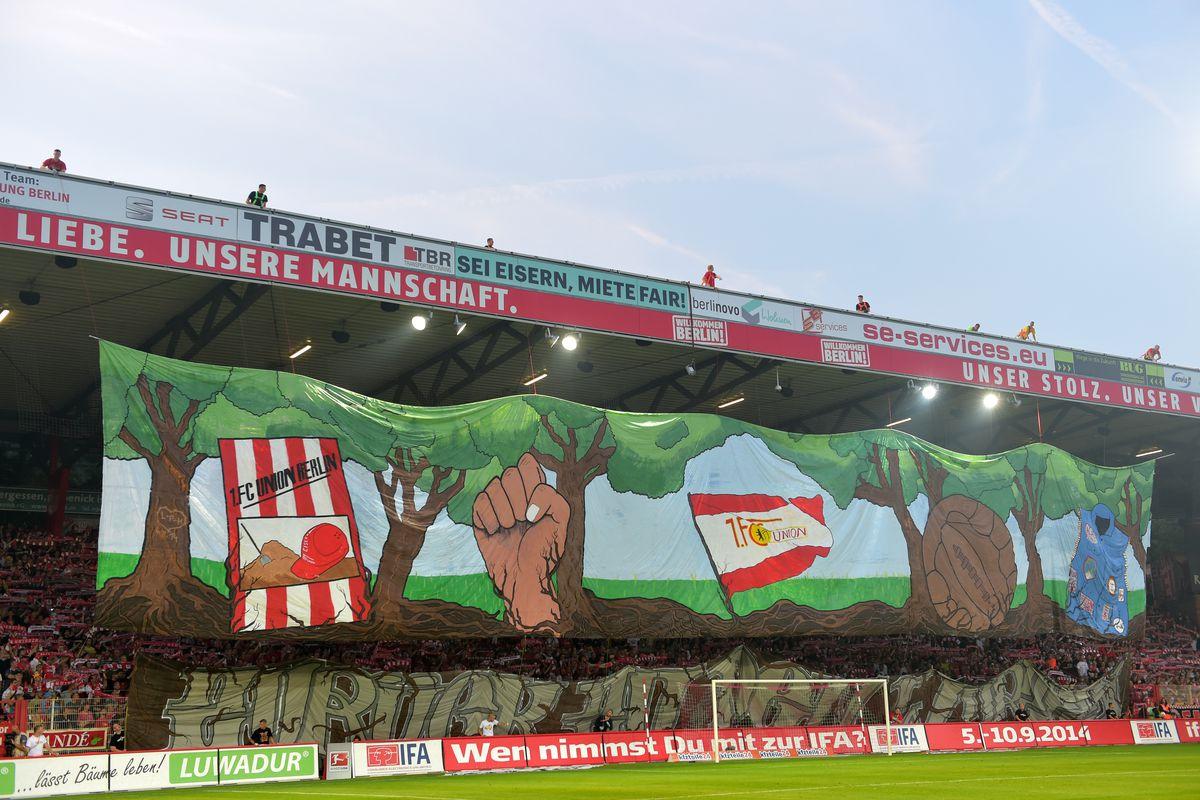 1 FC Union vs Fortuna Dsseldorf - 2 Bundesliga