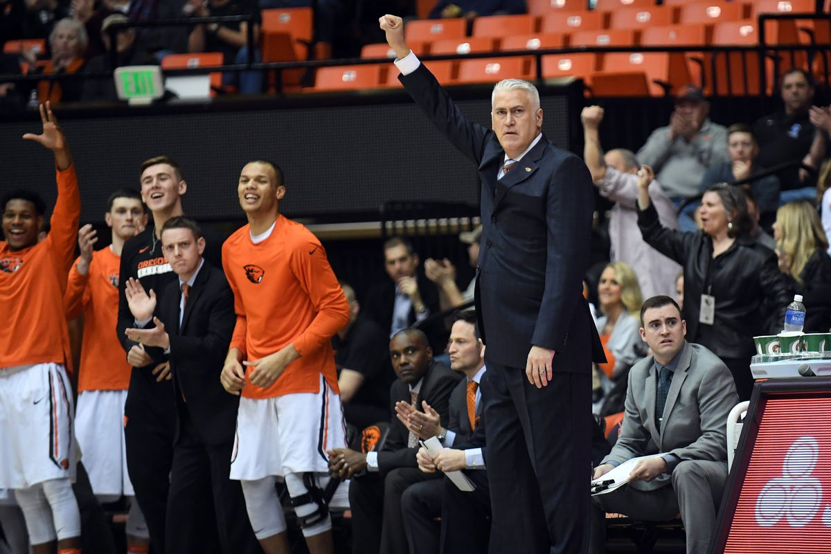 NCAA Basketball: Stanford at Oregon State