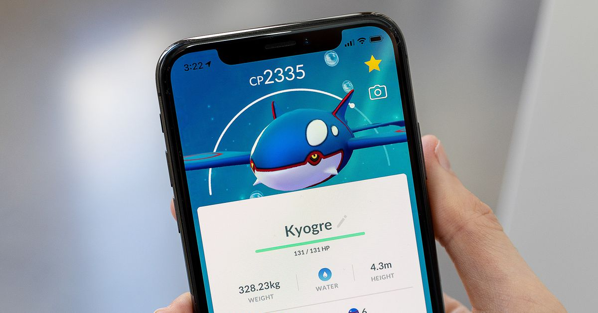 Pokémon Go Kyogre raid guide: counters, best movesets, and more