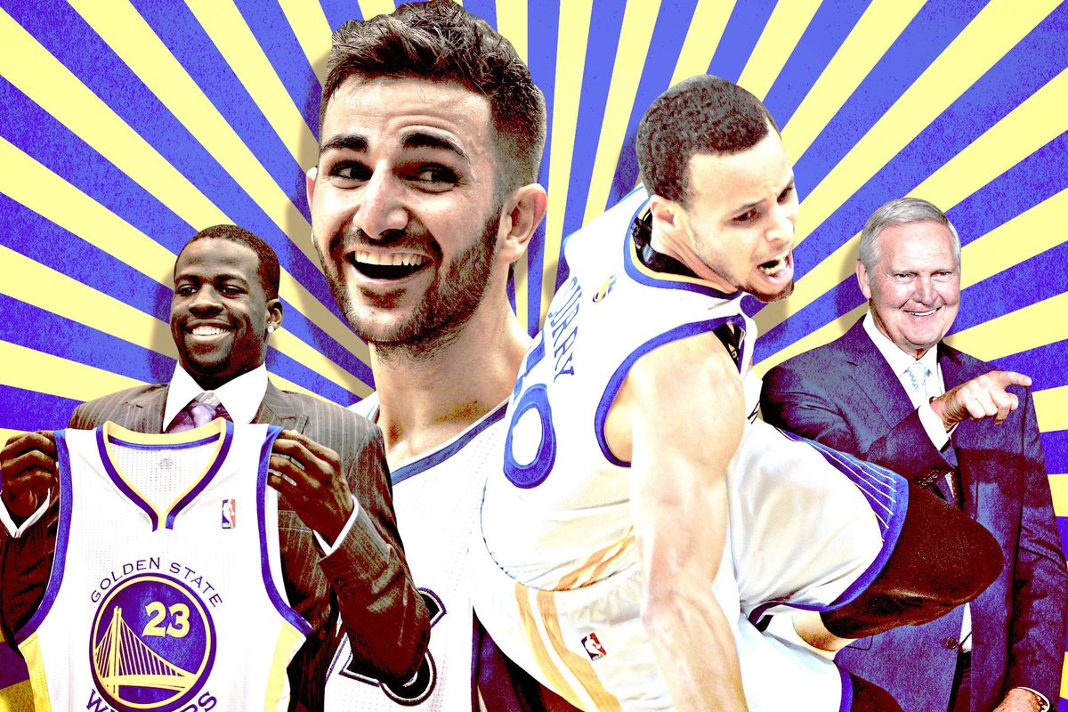55040e71890 The Seven Things That Had to Happen to Make These Warriors - The Ringer