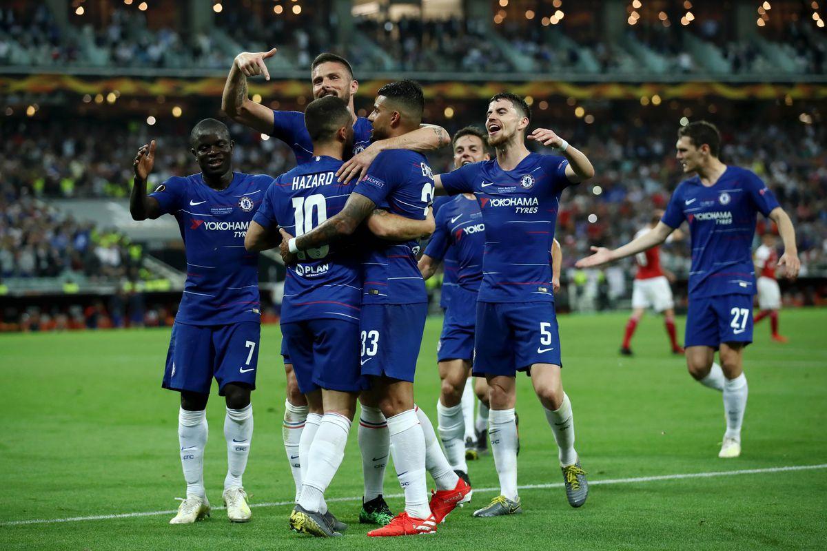 Chelsea vs. Arsenal, Europa League final: Live blog - We ...