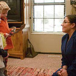 Nanny's visit is super - Deseret News