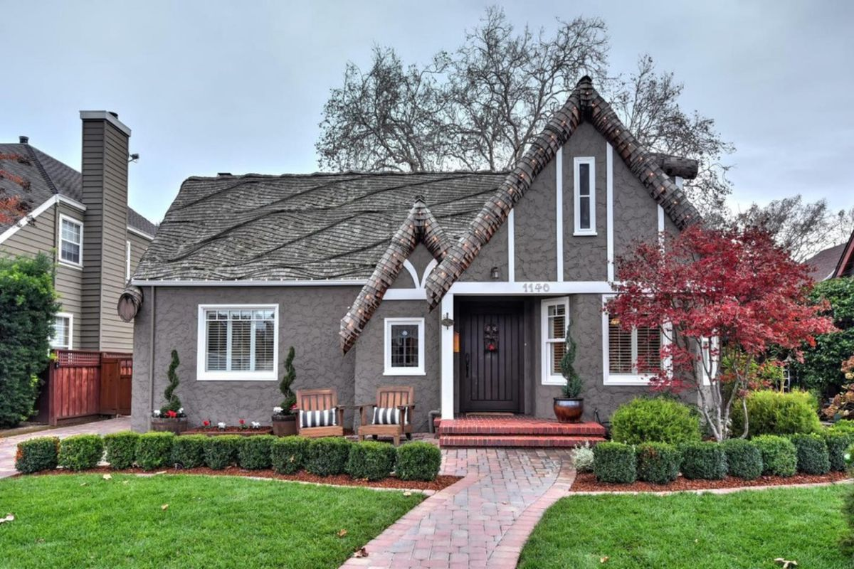 This San Jose Home Looks Like A Gingerbread House Curbed Sf