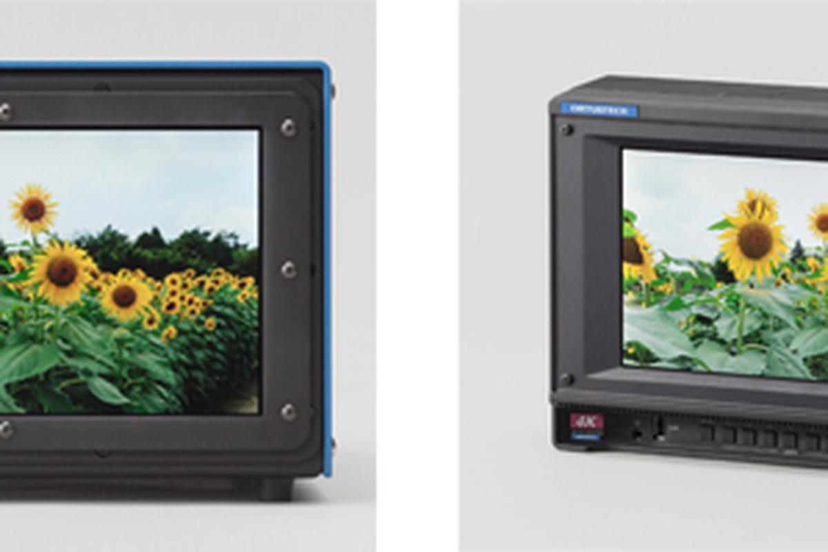 Ortus 9.6-inch 4k display