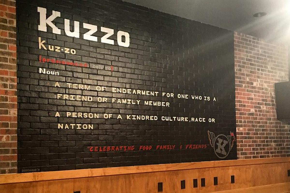Kuzzo's Chicken and Waffles.