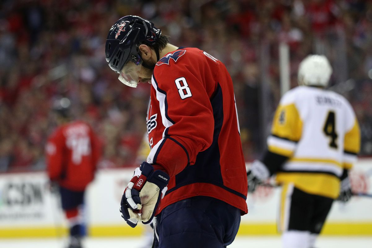 2018 Olympics  Alex Ovechkin  has to accept  he won t play for ... d9404a0a557