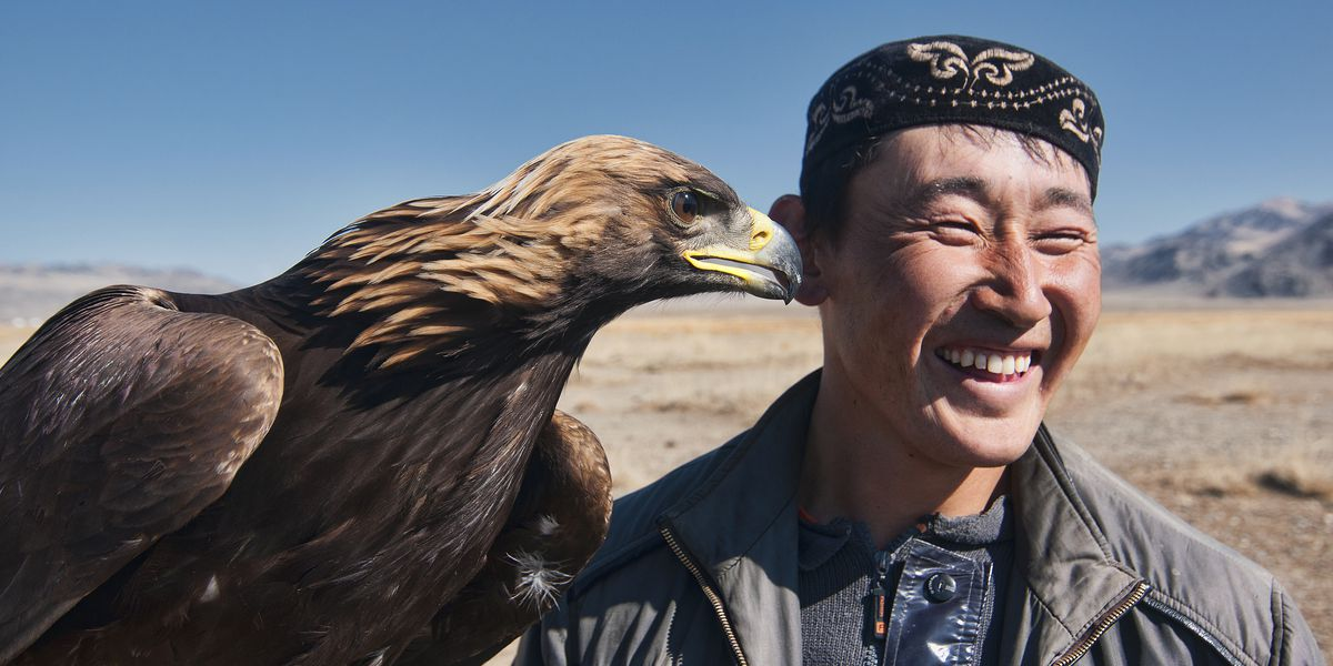 Golden Eagles Are Treated Like Family In Mongolia S Altai Mountains Meridian