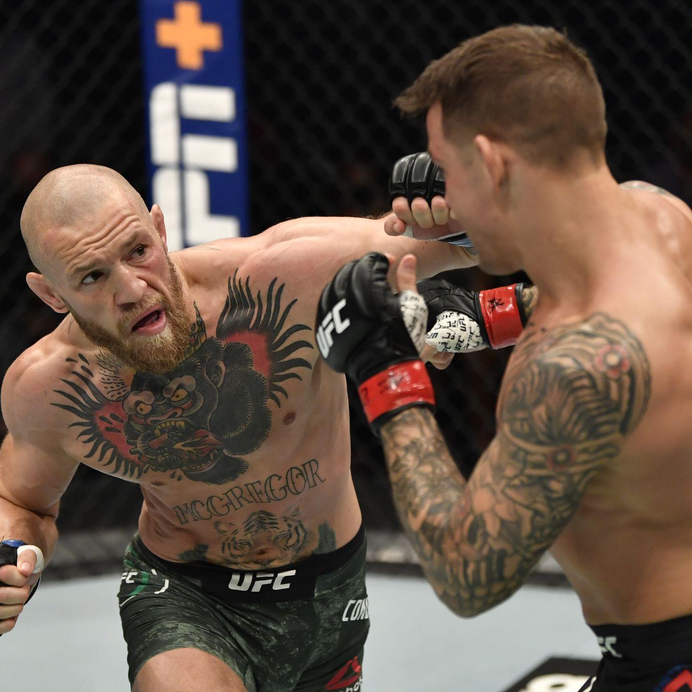 UFC 264: Poirier vs. McGregor 3 updates, news, fight card - MMA Fighting