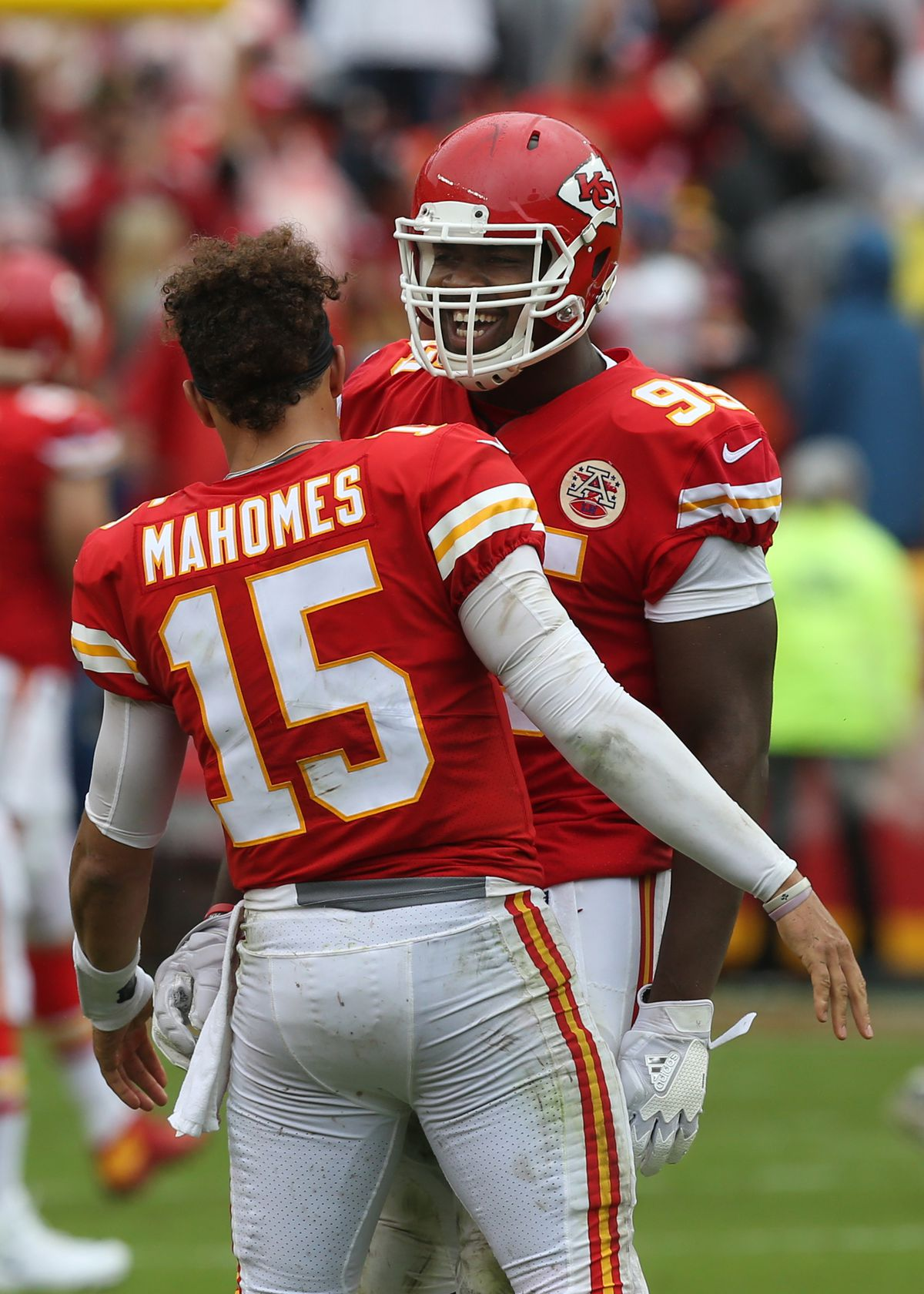 NFL: OCT 07 Jaguars at Chiefs
