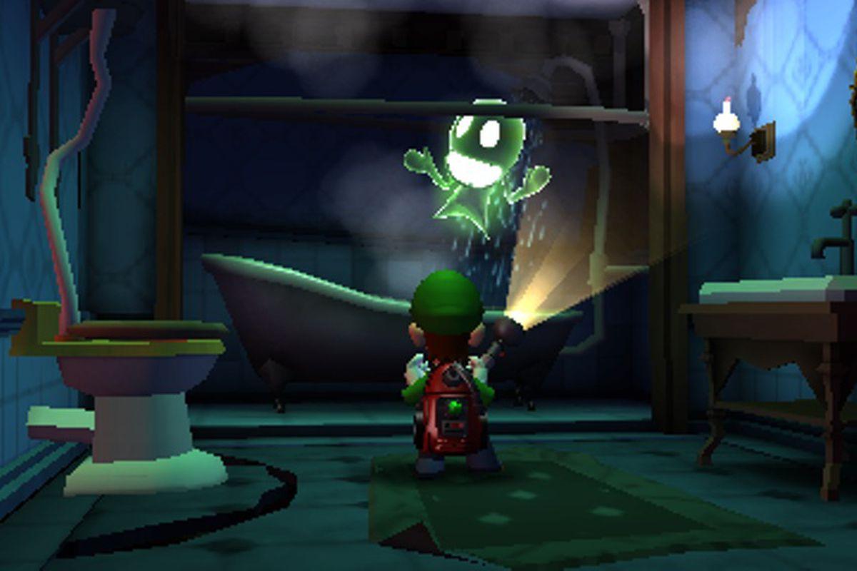 Luigi S Mansion Dark Moon Leans On Its Predecessor Polygon