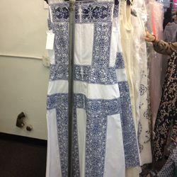 Raquel dress, $250 (was $1,595)