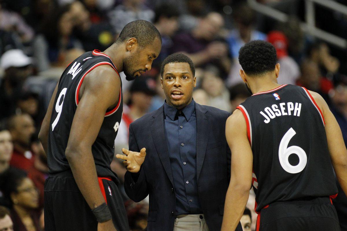 NBA: Toronto Raptors at Atlanta Hawks
