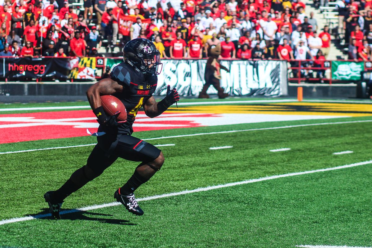 Scenes From Maryland's 31-10 Loss to Minnesota